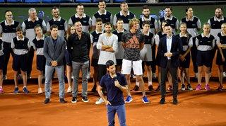 Adria Tour: positivo anche Coric, polemiche sul torneo | LIVE