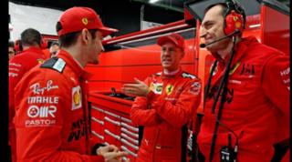 Ferrari in pista domani al Mugello, Vettel e Leclerc si scaldano