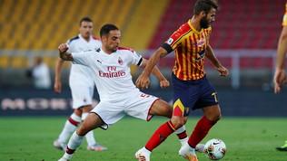 Il Milan riparte in quarta: poker al Lecce