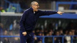 """Juventus, Sarri: """"Siamo stati più brillanti, le critiche ingiustificate ci caricano"""""""