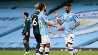 Premier League: City a passeggio con il Burnley, Guardiola a +9 sul terzo posto
