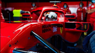 Vettel e Leclerc al Mugello: giornata di test per la Rossa