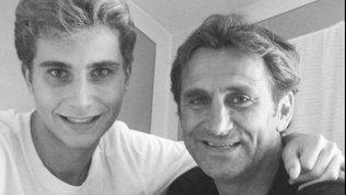 """Zanardi, messaggio social del figlio Niccolò: """"Forza papà, ti aspetto, torna presto"""""""