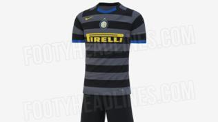 """Sarà un'Inter """"Fenomenale"""": ecco la terza maglia 2020/21"""