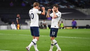 Si sblocca Kane, il Tottenham torna a vincere. Stecca il Leicester
