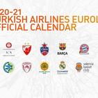 Basket, la nuova stagione di Eurolega riparte l'1 ottobre