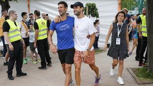 "Covid all'Adria Tour, papà Djokovic accusa Dimitrov: ""Era già infetto"""