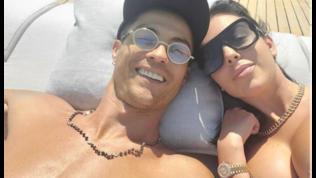 CR7 e Georgina, relax in Versilia sullo yacht
