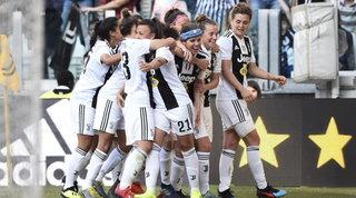 """Juve, ora puoi festeggiare: è il terzo scudetto in fila. Donne """"pro"""" dal 2022"""