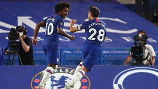Premier League: il Chelsea stende il Manchester City, Liverpool campione d'Inghilterra