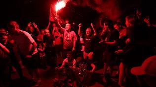Liverpool campione: festa grande senza distanziamenti