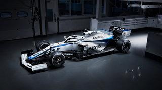 Williams, cambio in corsa: ecco la nuova livrea | LE IMMAGINI