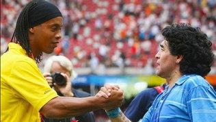 Dinho, un sogno per il riscatto: giocare per Maradona