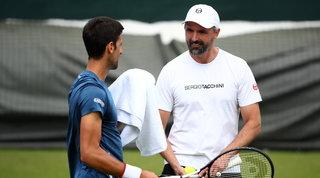 Nuovo caso dopo l'Adria Tour: anche il coach di Djokovic positivo