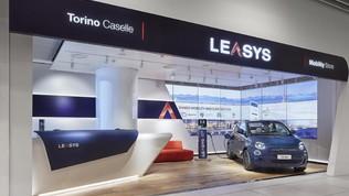 A Torino il primo store elettrificato di veicoli a noleggio