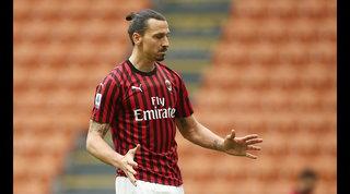 Ibrahimovic si allena in gruppo e punta la Roma. Kjaer recuperato