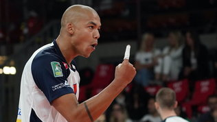 """Abdel-Aziz approda a Trento: """"Da solo vale il prezzo del biglietto"""""""
