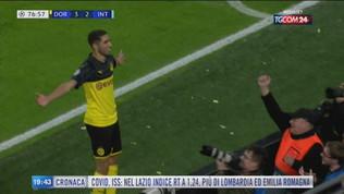 L'Inter piazza il colpo Hakimi