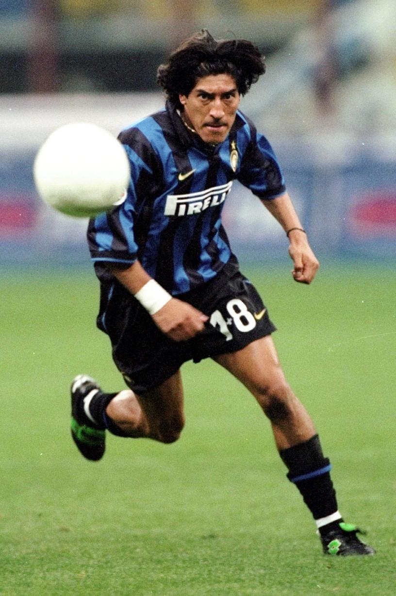 Ivan Zamorano: arrivato nel 1996 e rimasto fino al 2001, 148 partite e un trofeo vinto