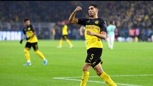 Hakimi-Inter, accordo chiuso con il Real: l'annuncio settimana prossima