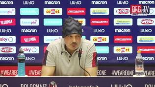 """Bologna, Mihajlovic: """"La Samp? Spero si salvi per il mio amico Ferrero"""""""