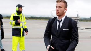 Juventus, è sbarcato Arthur: oggi le visite mediche