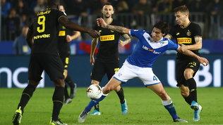 Inter lanciata anche su Tonali, si lavora all'accordo con il Brescia