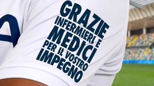 Udinese, omaggio a Bergamo e maglia speciale contro la Dea