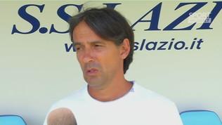 """Lazio, Inzaghi: """"La Champions il nostro scudetto"""""""