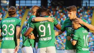 Zapata e doppio Muriel, Atalanta inarrestabile: all'Udinese non basta Lasagna