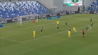 Serie A, Sassuolo-Verona 3-3, gli highlights