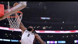 Nba,Brooklyn Nets: altri due giocatori positivi al coronavirus