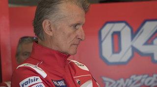 """Ciabatti: """"Dovi pronto in 15 giorni, a Jerez correrà al 100%"""""""