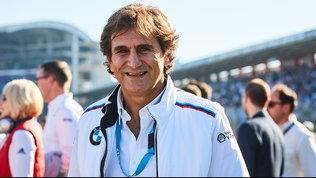 'Forza Alex', in Austria la Ferrari corre per Zanardi