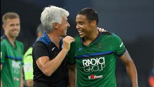"""Muriel no limits: """"A Lisbona ce la giochiamo. Scudetto? Possiamo sognare"""""""