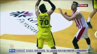 Basket, Gigi Datome a Milano
