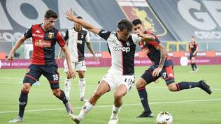 Dybala-CR7-Costa: la Juve continua la fuga con tre magie