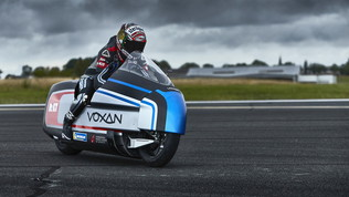 Voxan Wattman, ecco la moto per il record di Biaggi
