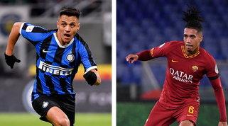Inter e Roma:Sanchez ci sarà con il Getafe, niente ottavi perSmalling