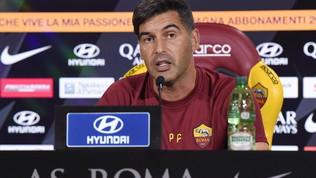 """Fonseca: """"Non è tempo di bilanci. Zaniolo out, è ancora troppo presto"""""""