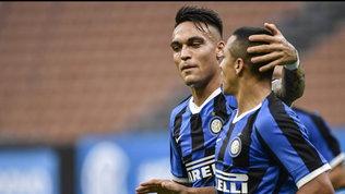 Inter super, sei sberle al Brescia