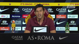 "Fonseca: ""Non inganni il ko col Milan, Roma in crescita"""