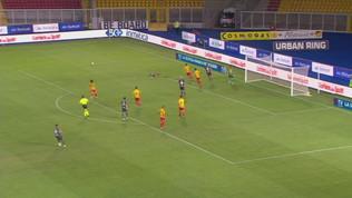 Serie A, Lecce-Sampdoria 1-2: highlights