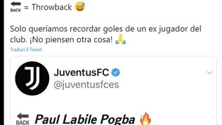 """Back Pogba"": un tweet della Juve infiamma i tifosi, poi la rettifica"