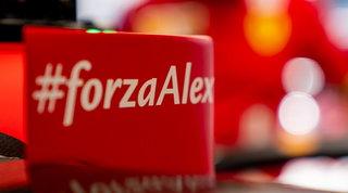 """Ferrari, messaggio speciale per Zanardi sulla SF1000: """"Forza Alex"""""""