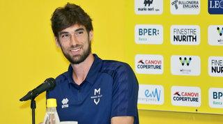 """Vettori torna a Modena: """"Lasciai per paura di Stoytchev"""""""