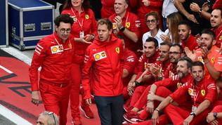 """Ferrari, Binotto su Vettel: """"Era la prima scelta, poi..."""""""