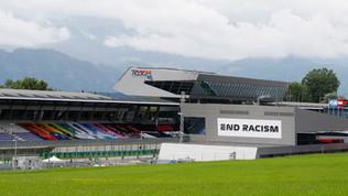 F1 Austria, test anti-Covid nel paddock: nessun positivo