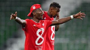Ora l'Inter pensa in grande: dopo Hakimi è pronto il colpo Alaba