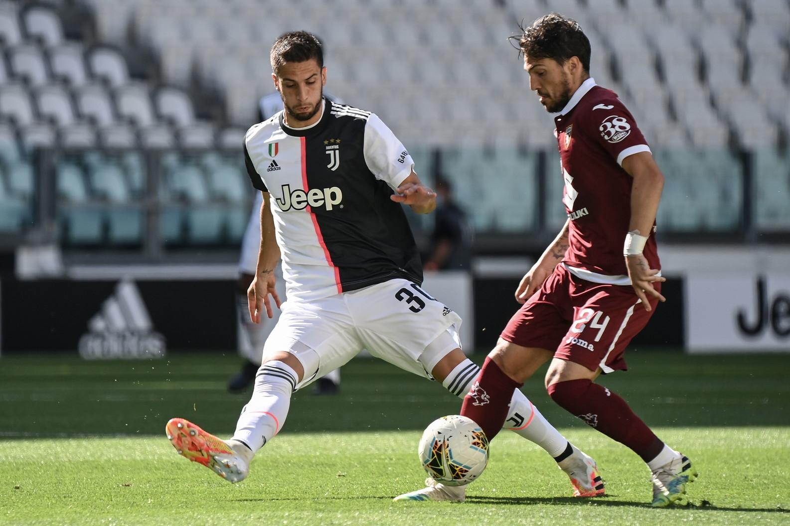 I Bianconeri vincono 4-1 grazie ai gol di Dybala, Cuadrado, Ronaldo e all'autorete di Djidji. Inutile il rigore trasformato da Belotti per i Granata.
